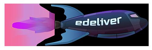 edeliver logo